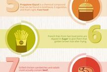 Natural Health Infographics / Infographics full of inspiration and information straight from Buddha's Herbs!