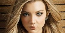Natalie Dormer.... Royal beauty / Her beauty is royal... and she is a dream... and passion...