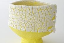 glass,stone & pottery