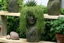 Fanciful Gardens / Decorative gardens and ideas to add whimsy and style to any garden or outdoor space.