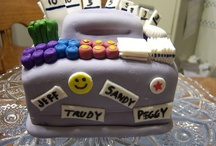 Phlebotomy Cakes & Candy
