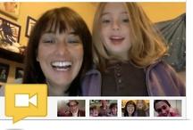 Google Hangouts for families