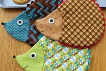 Sewing 101 / Helpful tricks and tips and quick, easy projects.