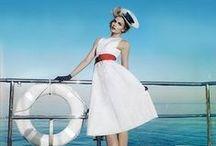 Nautical Fashion for Women / Some gorgeous #nautical #fashion outfits for #women.