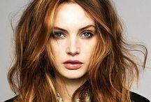 Hair / Hair colour and style inspiration