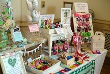 shop and craft show display