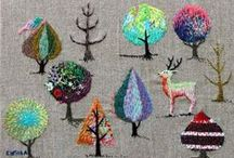 embroidery & stitch