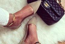 Bags & High heels