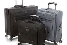 Light Spinner Luggage / Mosaic Travel Gear® features the newest Dual-Quad (8-wheel) spinner wheels for maximum maneuverability.  Lightest in class!  #lightweight #spinnerluggage