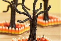 Fall & Halloween Ideas / Spooky, fun and downright seasonal; crafts, food and more.