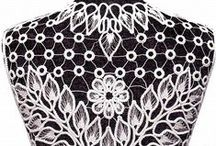 romanian piont lace