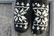 ● Knitted and crochet ●