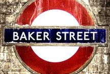 Baker Street: The Elementary and BBC Sherlock Podcast / A Sherlock Holmes podcast from Southgate Media Group