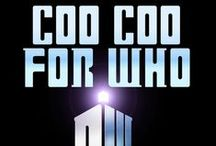 Coo Coo for Who: The Dr Who Podcast / Molly, Martha  & Rob discuss episodes of Dr Who on the Coo Coo for Who Podcast.
