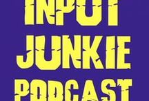 Input Junkie Podcast / A pop culture podcast about books, movies, comics, tv, etc. from SMG.