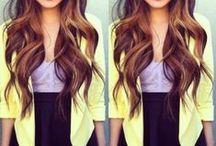 hair style / .