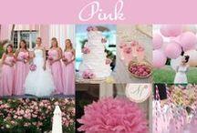 pink wedding    rosa di nozze