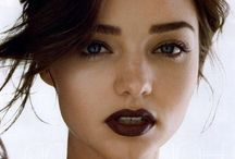 Make up / Inspiring make up looks