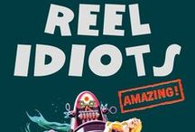 Reel Idiots: The SMG Movie Podcast / Reel Idiots is podcast about movies and geeking out to movies, and, oh yeah, its about movies.