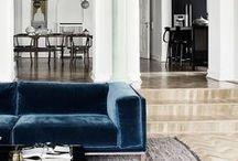 {Decor} Eclectic interiors / Rustic + industrial home decor inspiration