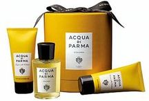 Acqua di Parma / Acqua di Parma is an Italian brand offering personal and home fragrances, home collection and leather goods. The products are all exclusive, Italian, timeless and handmade. Acqua di Parma is made with natural ingredients, hand-distillation and represents the best of Italian and Mediterranean nature. The many fragrances available from Acqua di Parma have been created for the deserning taste and must be experienced.