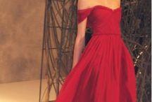Dresses for celebration / Glamorous