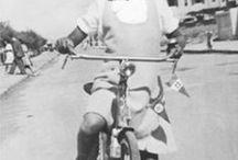 Las bicis de los admirados