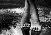 La memoria de los pies