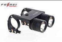 Ferei LDX-BL200 / Linterna Bici, LDX-BL200 con 1720 lumenes y 270m/distancia.