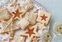 Holiday Cookies / Cookies to bake and enjoy during the holidays