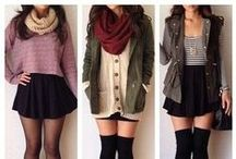 Spring / Fall / Winter / OUTFITS