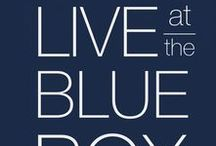Live at the Blue Box / The Live at the Blue Box Podcast
