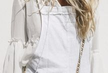 {Style} Summer / Spring / Light, airy, and whimsical summer fashion