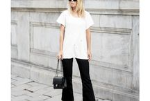 {Style} Fall / Autumn Transitional Style / Style inspiration for the in-between seasons // fall + spring for the boho minimalist