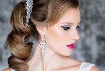 wedding makeup / Il trucco da sposa / Collection of beautiful bridal makeup pictures