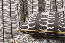 Black & White / Fabrics, wallpapers & wallcoverings 2015  Nobilis Collection