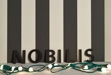 Rue Montorgueil / Fabrics, wallpapers & wallcoverings 2015 Nobilis Collection