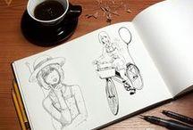 Drawings / Fun at Visual Edge