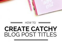 Content marketing & blogg
