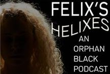 Felix's Helixes: The Orphan Black Podcast / Home to Felixs Helixes: The Orphan Black Podcast