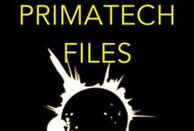 Primatech Files: The Heroes Podcast / Home to Primatech Files: The Heroes Podcast