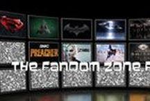 Fandom Zone Podcast / Home to the Fandom Zone Podcast