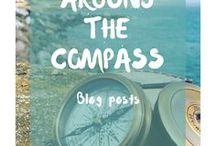 Around The Compass Blog Posts