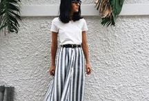 Outfit Recipes {Spring + Summer}