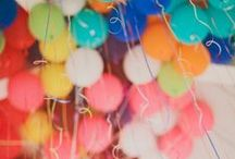 Party Ideas / by Meili Ware