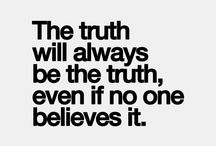 Word! / Sayings and memes that hold truth for my journey