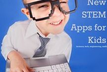 Apps for Kids / best ipad apps for kids, technology for kids, best computer games and activities for kids, learning apps for kids, free apps for kids