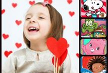 Valentine's Day / Activities, Crafts, Food, and Fun for Kids