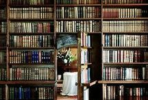 Great Bookcases! / by Mary Hayward Spotswood