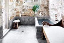 Bathrooms  / by Mary Hayward Spotswood
